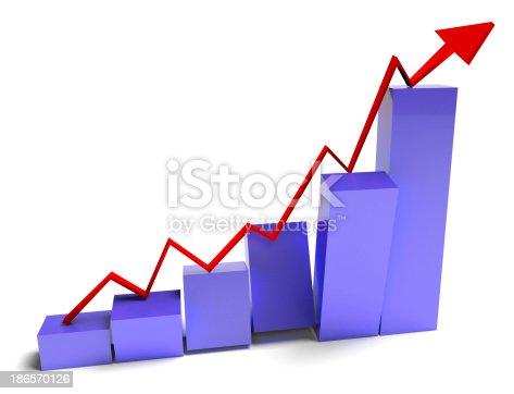 istock Growth Chart 186570126