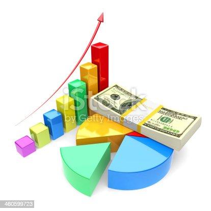 istock Growth charts 460599723