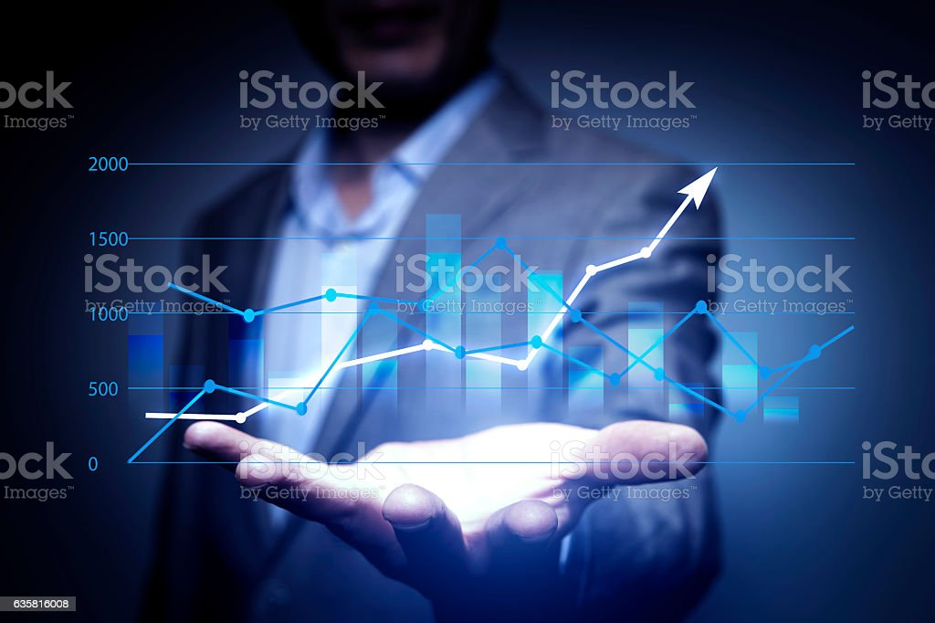 Growth concept stock photo