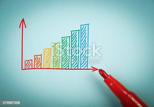istock Growth graph 475997038