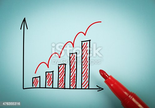 istock Growth graph 476355316
