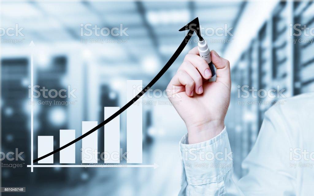 Growth. stock photo