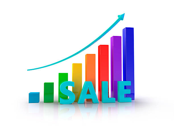 royalty free sales growth chart pictures images and stock photos
