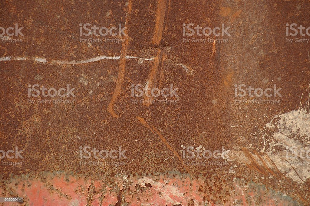 Grudge Texture (1 Dollar file) royalty-free stock photo