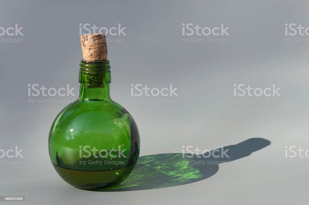 gruenesGift stock photo