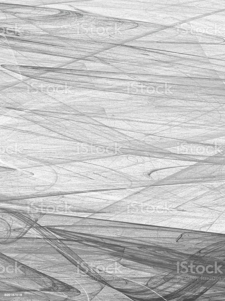 Grunge abstract gray background on white backdrop stock photo