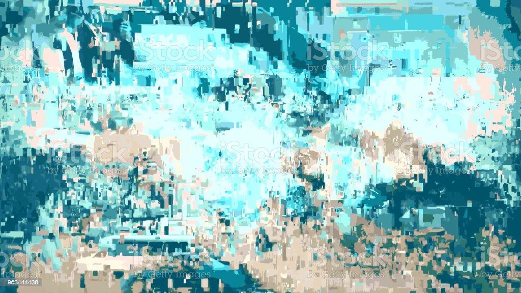 Soyut doku ve arka plan, zemin çok renkli desenleri ile - Royalty-free Antik Stok görsel