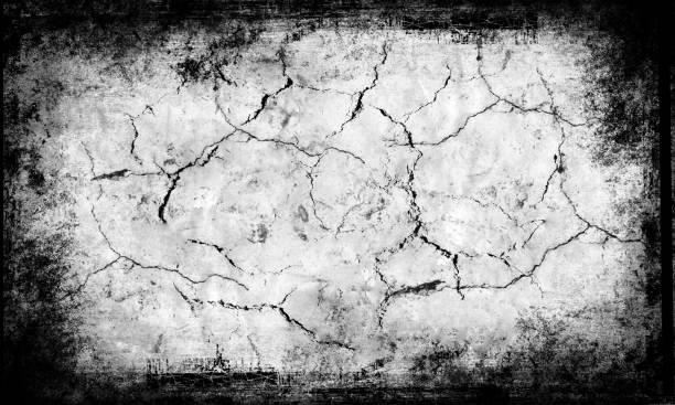 Grunge Background - Black and White stock photo