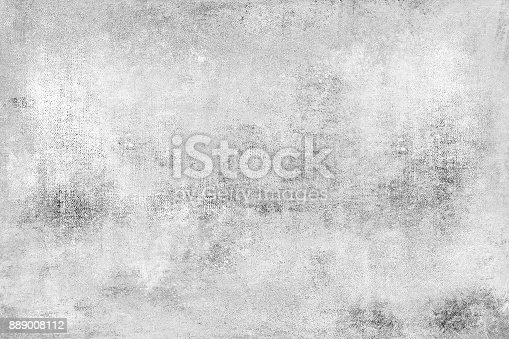 High key art grunge background in black and white colors