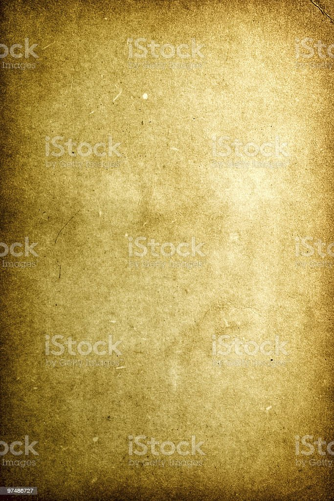 Grunge background - old paper royalty-free stock photo