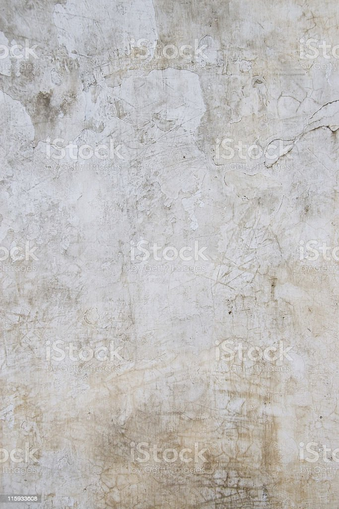 Grunge Background or Texture - Antique Plaster royalty-free stock photo