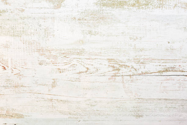 Grunge background. Peeling paint on an old wooden floor - foto stock