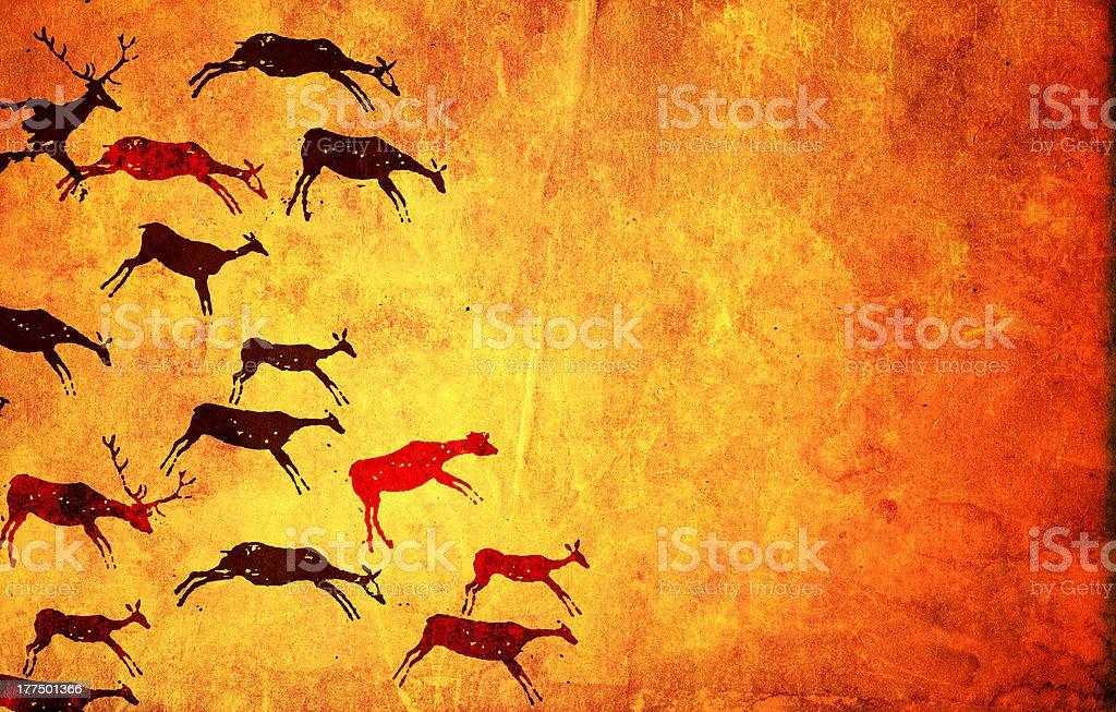 Fondo Grunge - Foto de stock de Animal libre de derechos