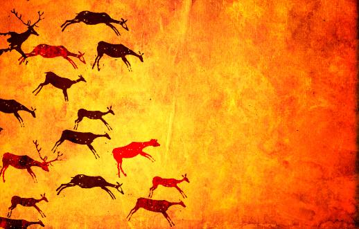 Fondo Grunge Foto de stock y más banco de imágenes de Animal