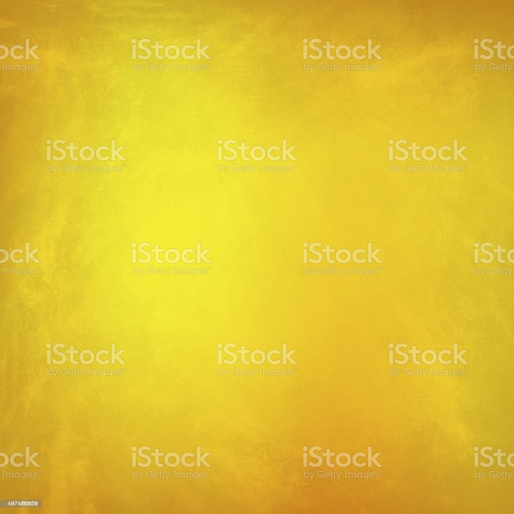 Grunge background - seamless texture stucco of ochre color stock photo