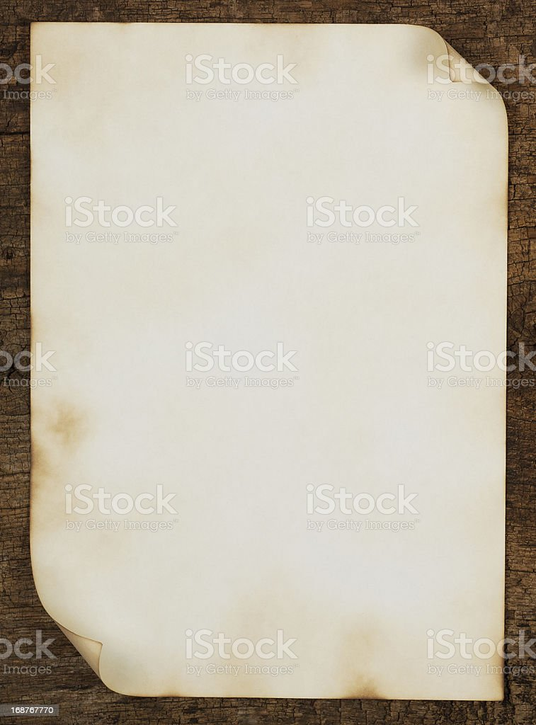 Grunge background with paper royalty-free stock photo