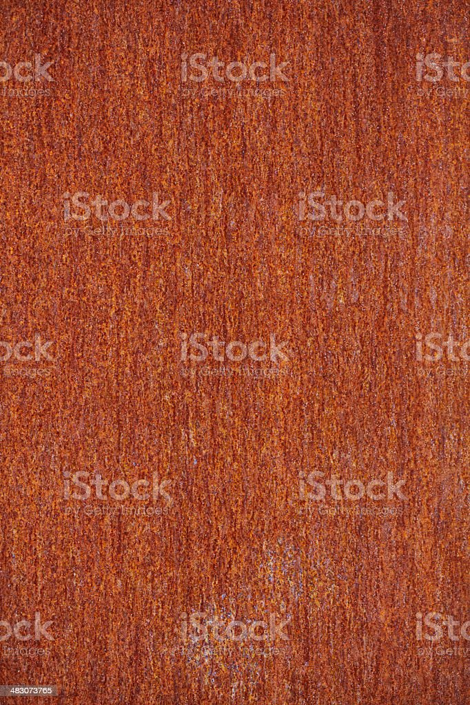 Grunge background with rust royalty-free stock photo