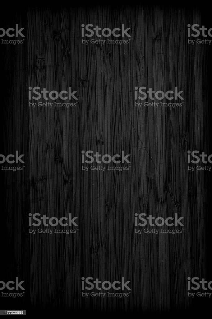 Grunge black textured background stock photo