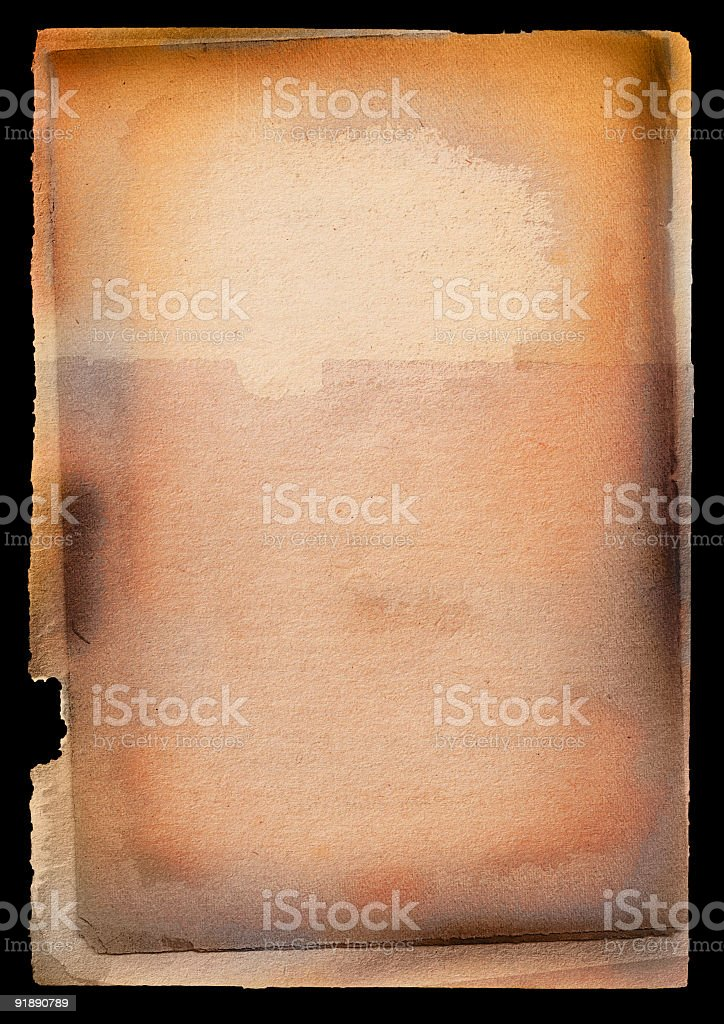grunge book page royalty-free stock photo