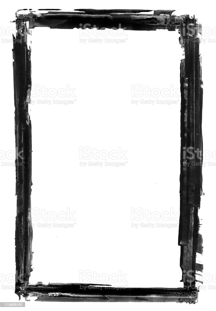 Grunge Border * royalty-free stock photo