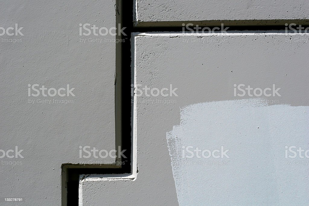 Grunge Borders royalty-free stock photo