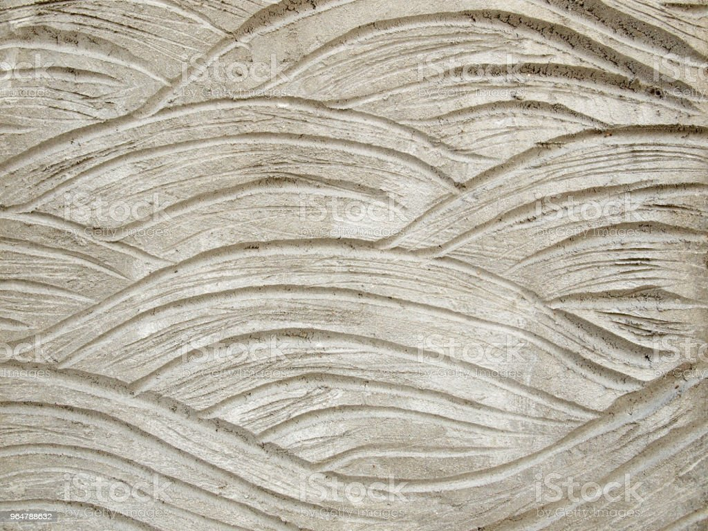 Grunge brown cement wall royalty-free stock photo