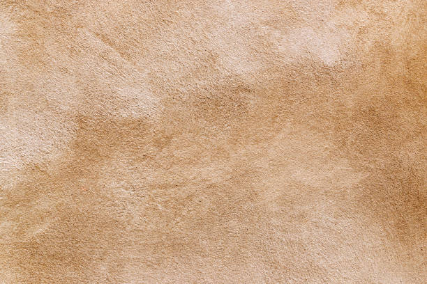 grunge brown concrete wall textured background. stock photo