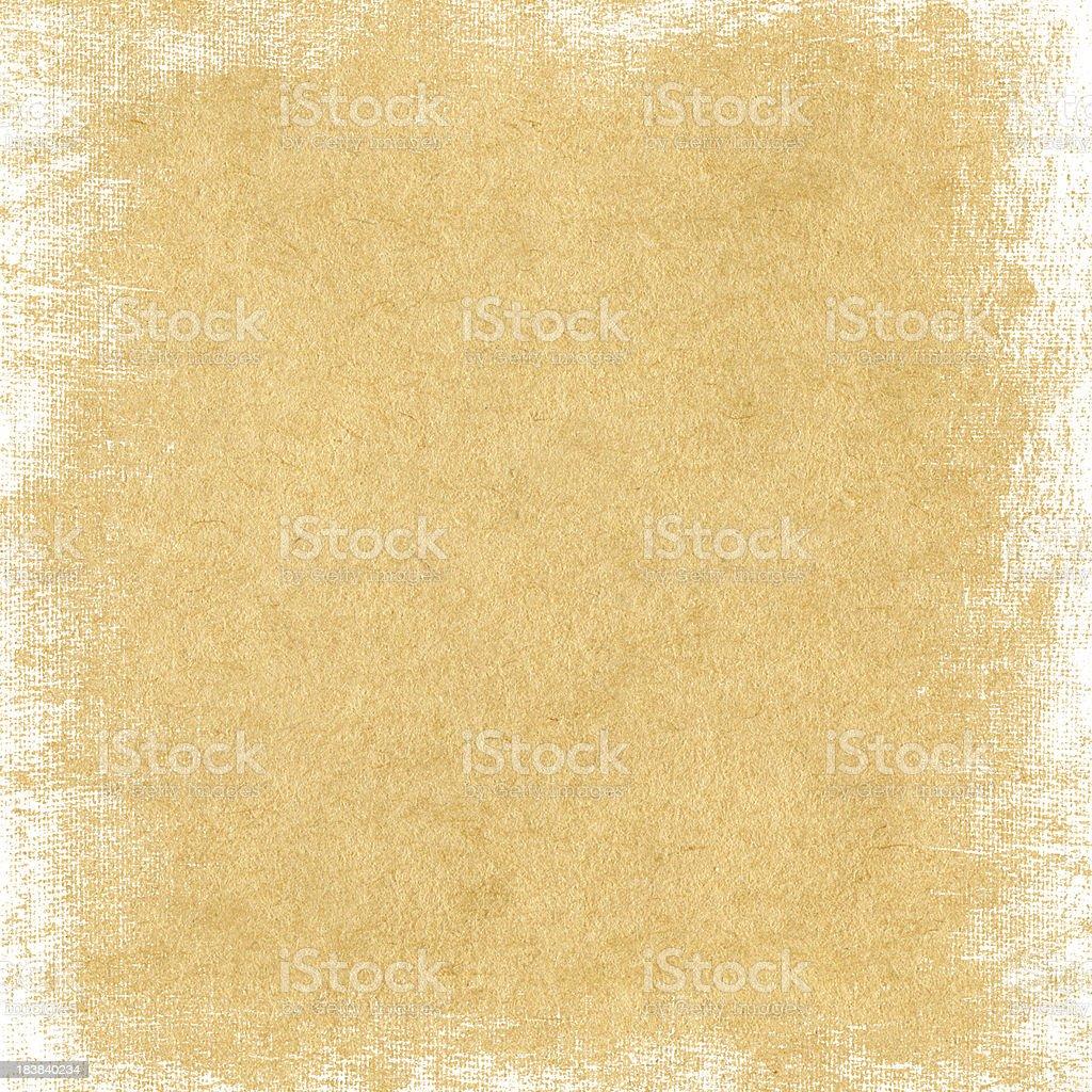Grunge brown paper texture (XXXL) royalty-free stock photo