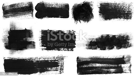 Grunge Brush Stroke Paint Boxes Backgrounds Black and White Grunge Brush Stroke Paint Boxes Backgrounds Black and White