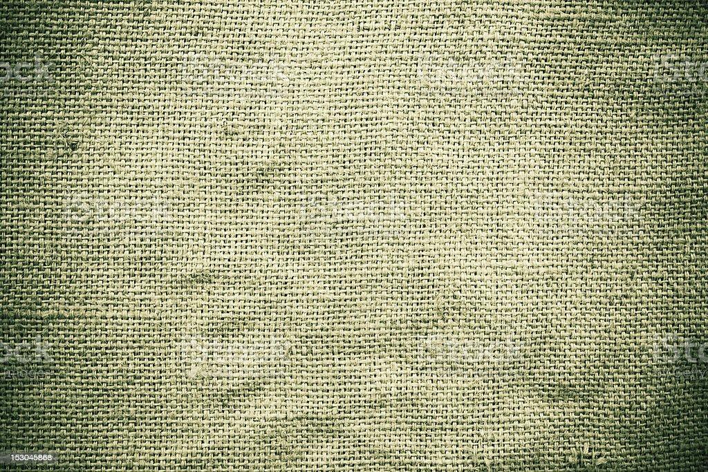 Grunge burlap texture royalty-free stock photo