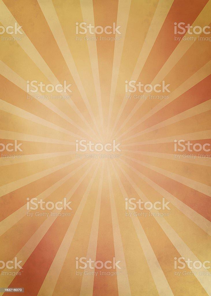 Grunge Burst Backgroung stock photo