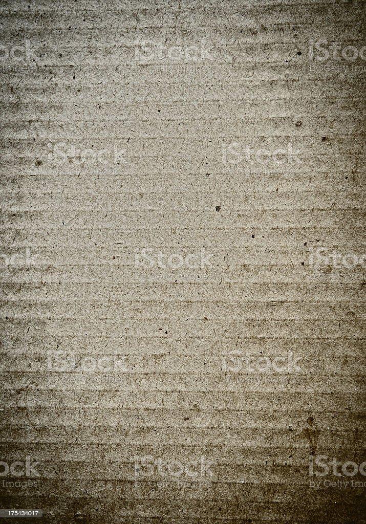 Grunge Cardboard Background stock photo