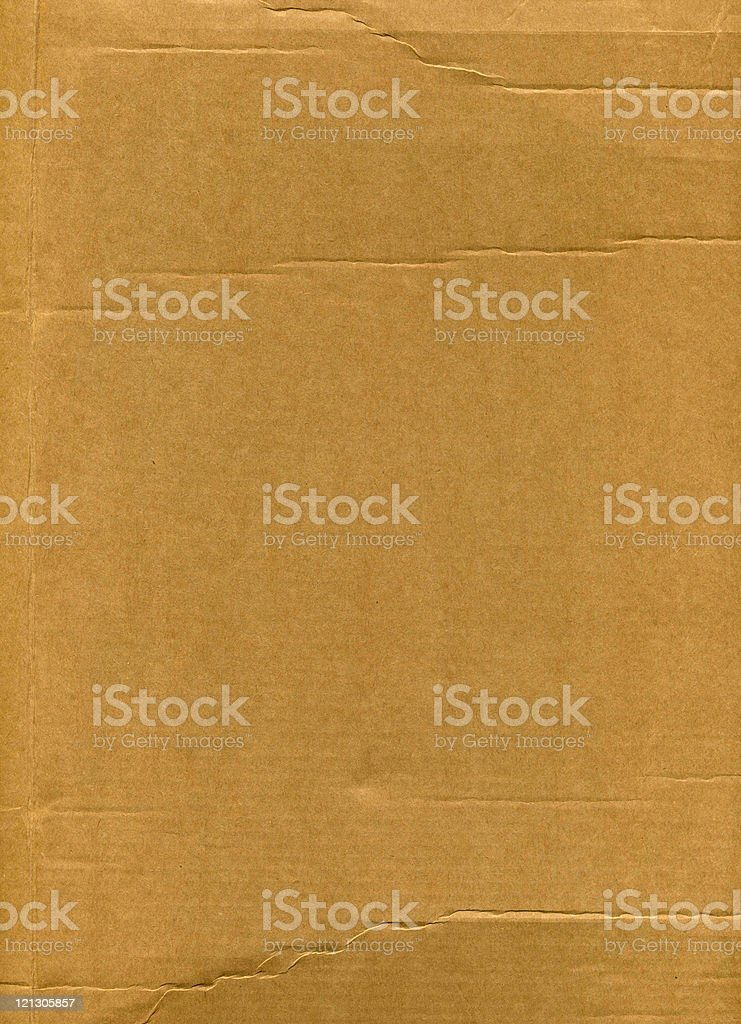 grunge cardboard royalty-free stock photo