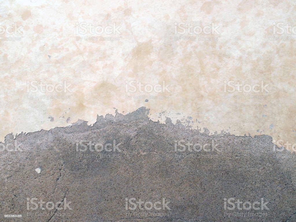 Grunge cement wall - Zbiór zdjęć royalty-free (Abstrakcja)