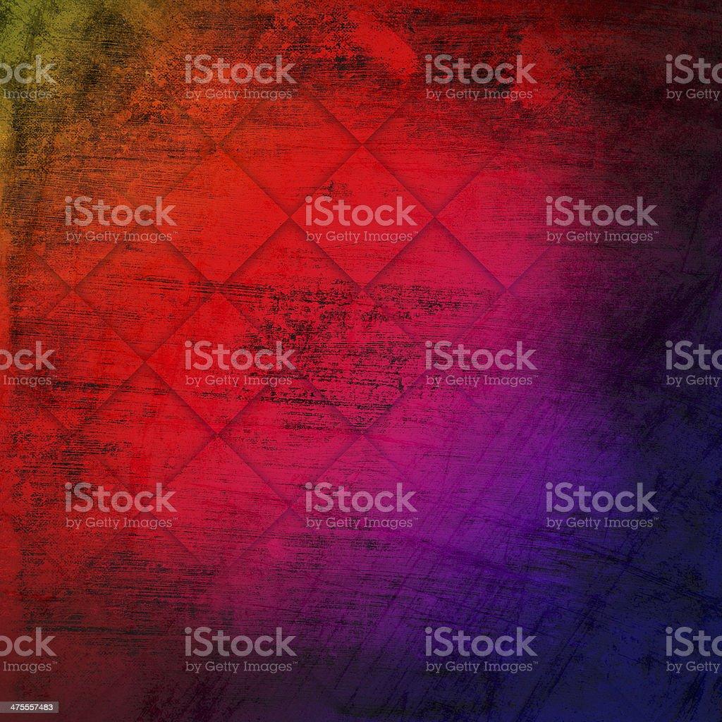 grunge checkered background stock photo