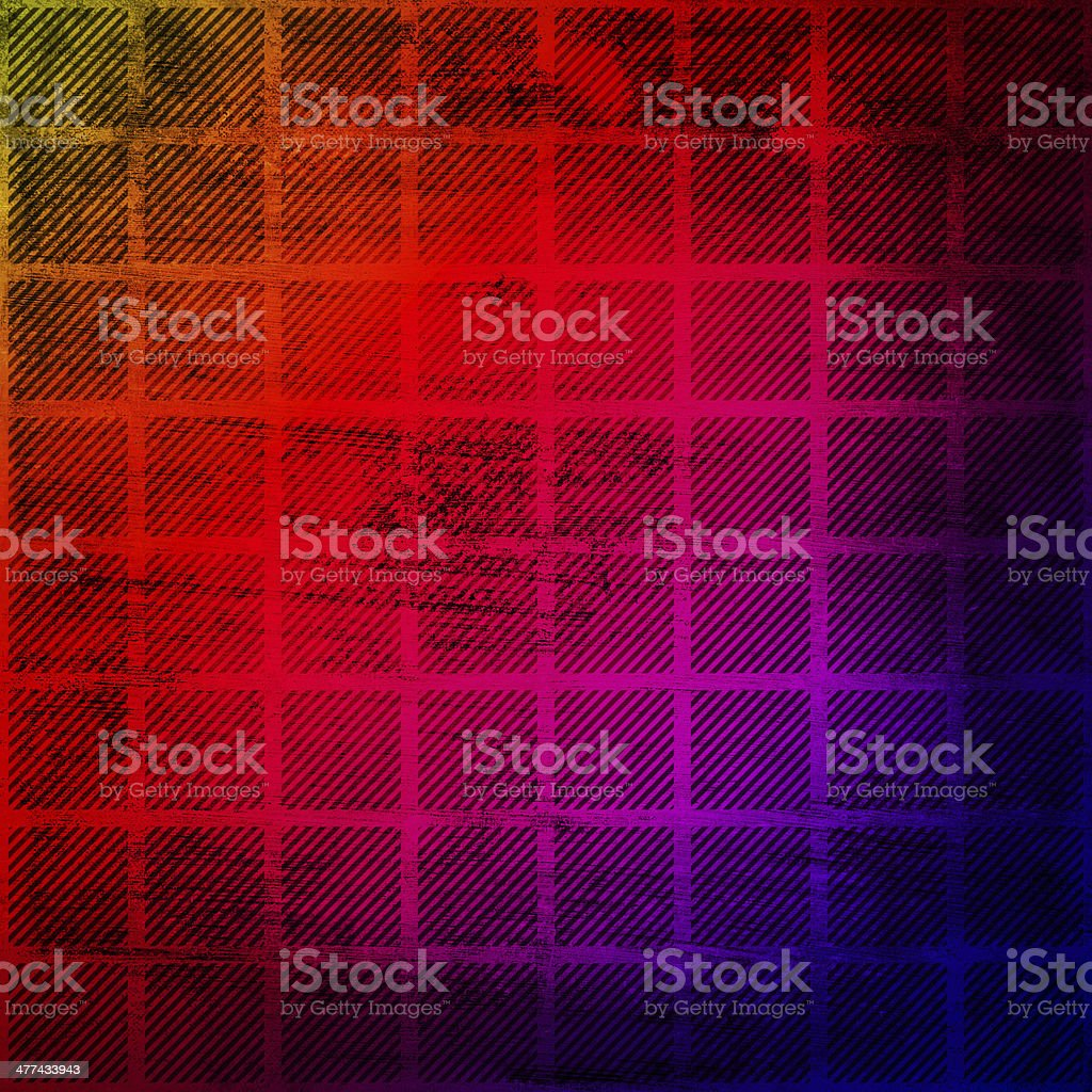 grunge checkered background royalty-free stock photo