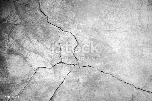 istock Grunge concrete cement wall 177815631