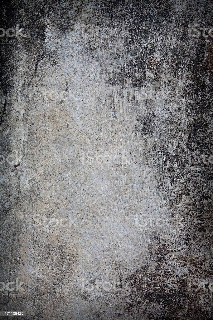 Grunge Concrete Layer stock photo