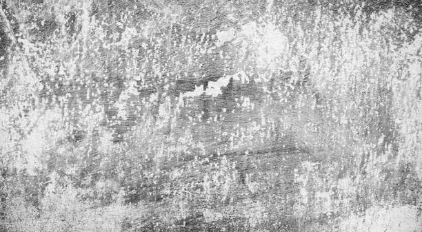 grunge concrete wall - peeling off stock photos and pictures