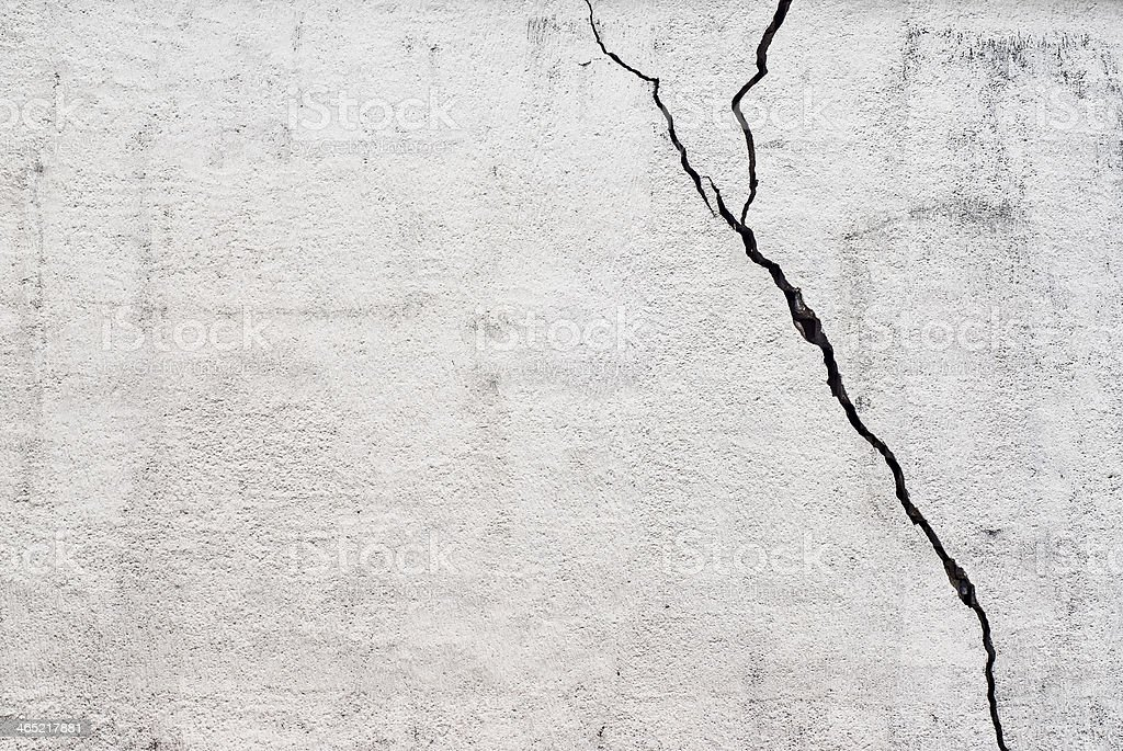 grunge cracked wall background stock photo