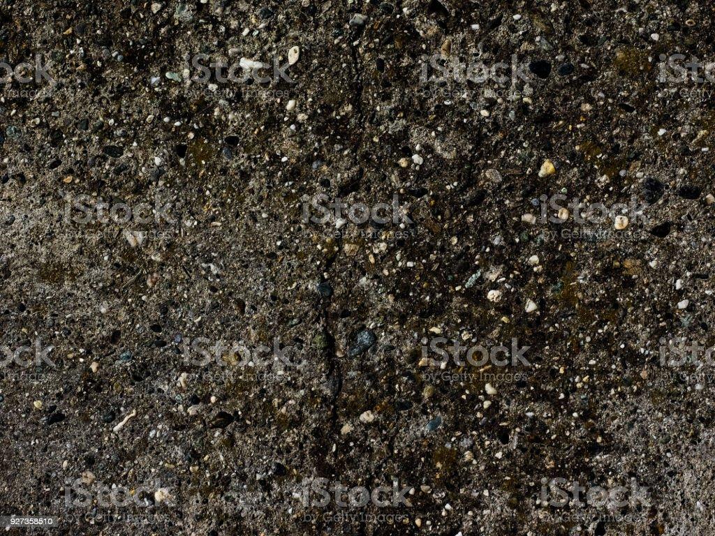 grunge dark grey concrete texture background - Royalty-free Backgrounds Stock Photo