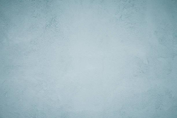 Grunge Decorative Faded Blue Plaster Background stock photo