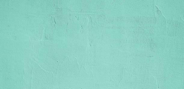 grunge dekoracyjne światło zielony tynk wall texture. - pastelowy kolor zdjęcia i obrazy z banku zdjęć