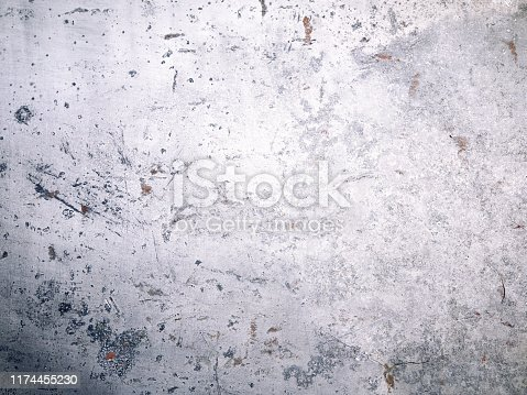 636891860 istock photo Grunge dirty pattern metal surface texture background 1174455230