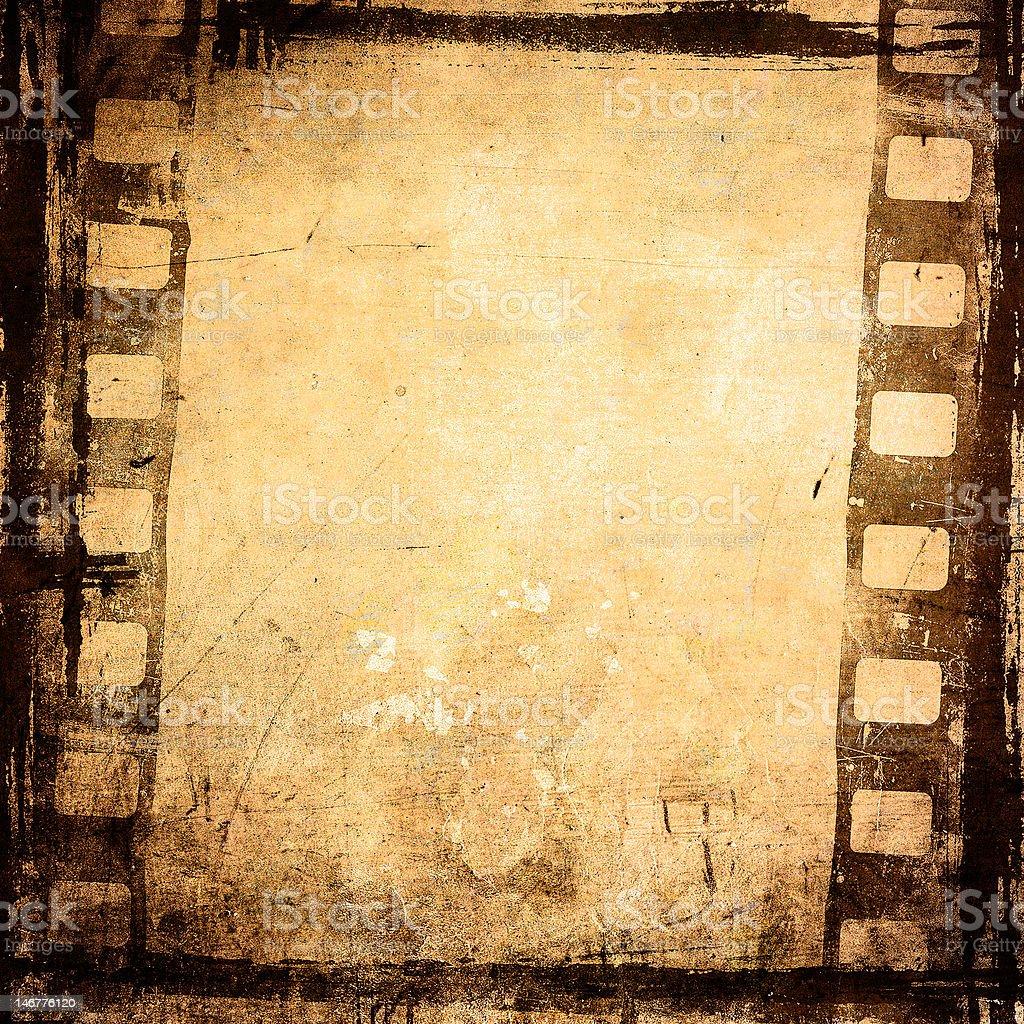 grunge film background royalty-free stock photo