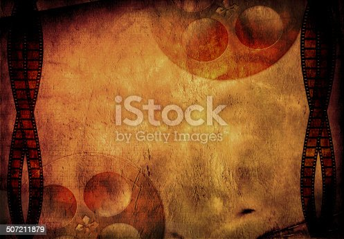 istock Grunge Film 507211879