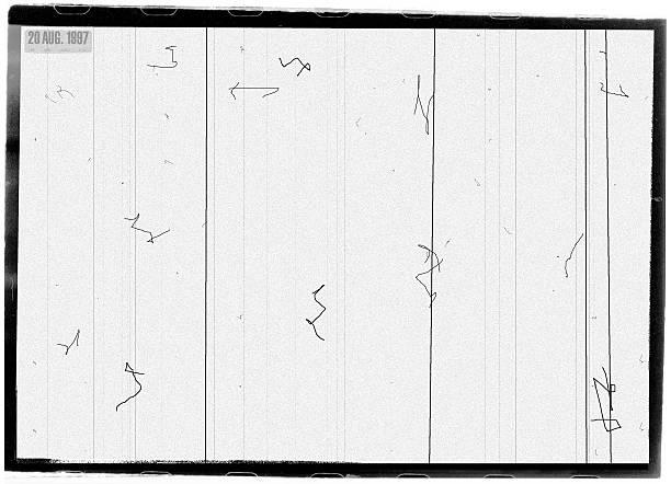 Grunge-Film-Response Lagen – Foto