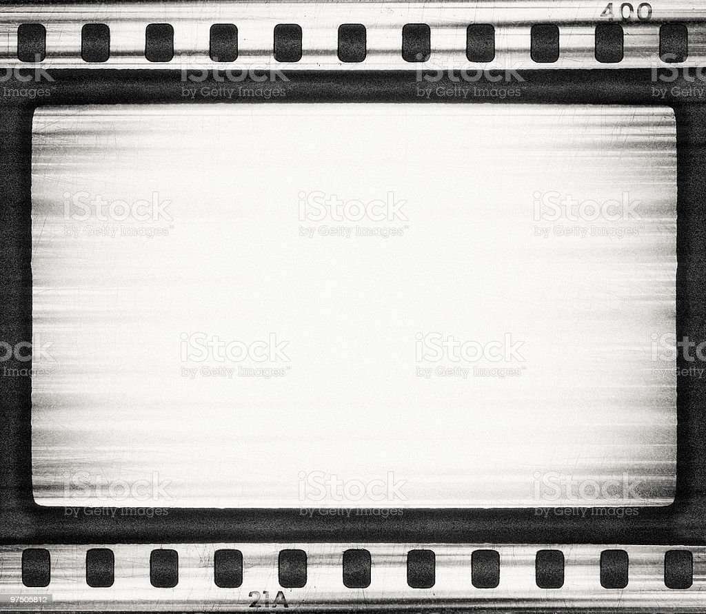 grunge filmstrip royalty-free stock photo