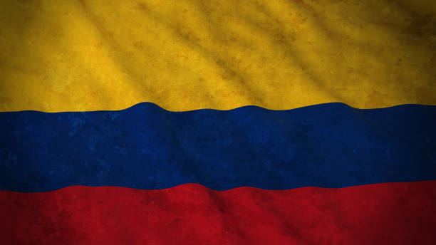 royalty free colombia flag pictures images and stock photos istock