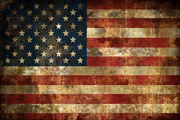 Best Distressed American Flag Stock Photos, Pictures ...